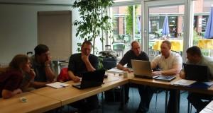 DBV-Workshop der Schiedsrichter Ausbilder, Juni 2011