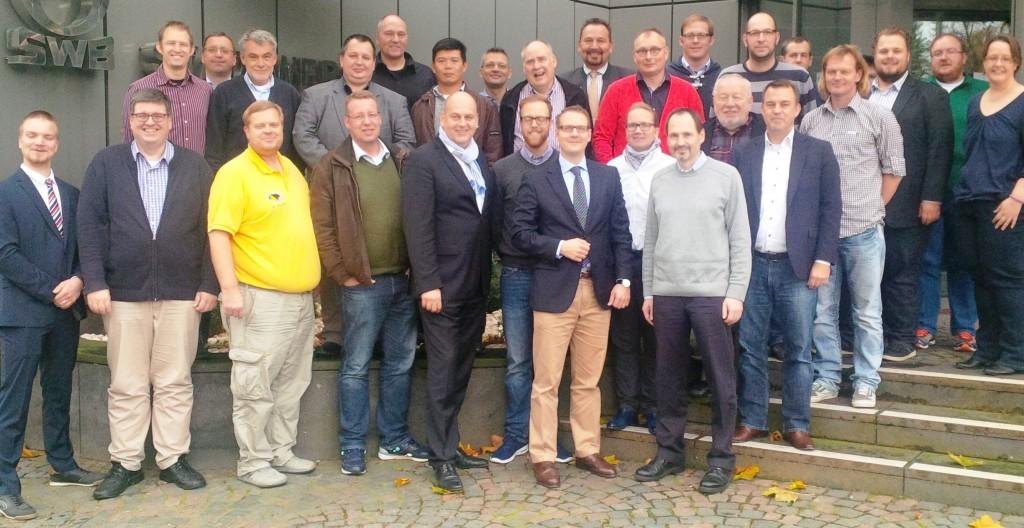 DBV Praesidium und Landesverbände 1024x528 Neues DBV Präsidium gewählt   Mirko Heid neuer Präsident