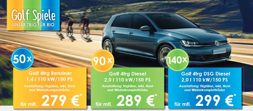 Golf ASS Promo
