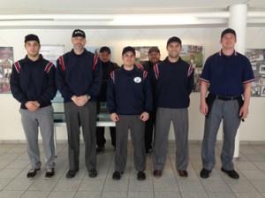 Teilnehmer A-Lehrgang Schiedsrichter 2013