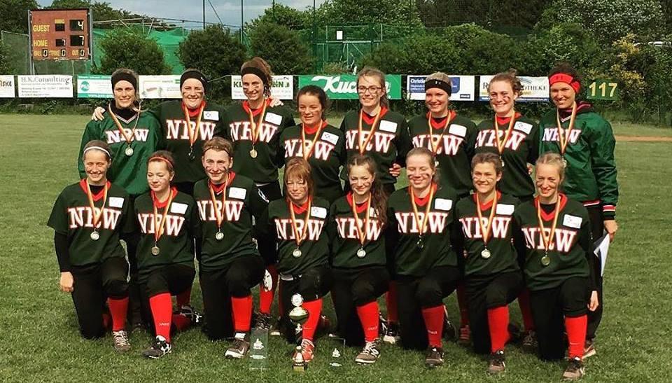 Sieger BSVNRW beim Länderpokal der Juniorinnen in Neunkirchen 2016 (Foto: DBV)