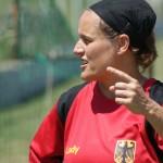 Trainerin Simone Lody