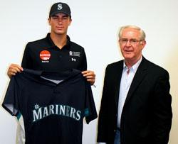 daniel thieben bob engle web Daniel Thieben unterschreibt Minor League Vertrag bei Seattle Mariners