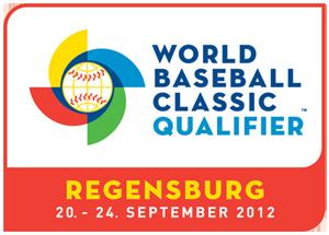 wbc2012regensburgqualifierlogo Deutschland gibt Kader für World Baseball Classic Qualifier in Regensburg bekannt