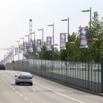 worldbaseballclassicqualifier_ fahnen_nibelungenbrücke