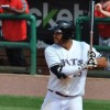 Donald Lutz Louisville Bats