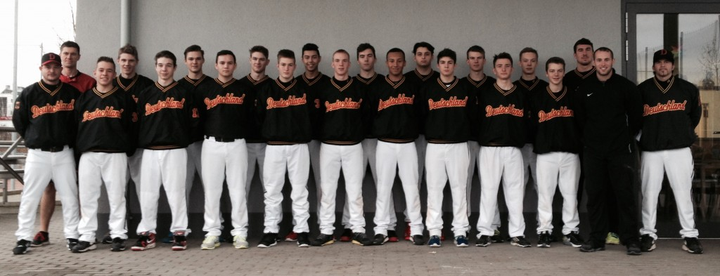 Junioren National Team Foto 2014