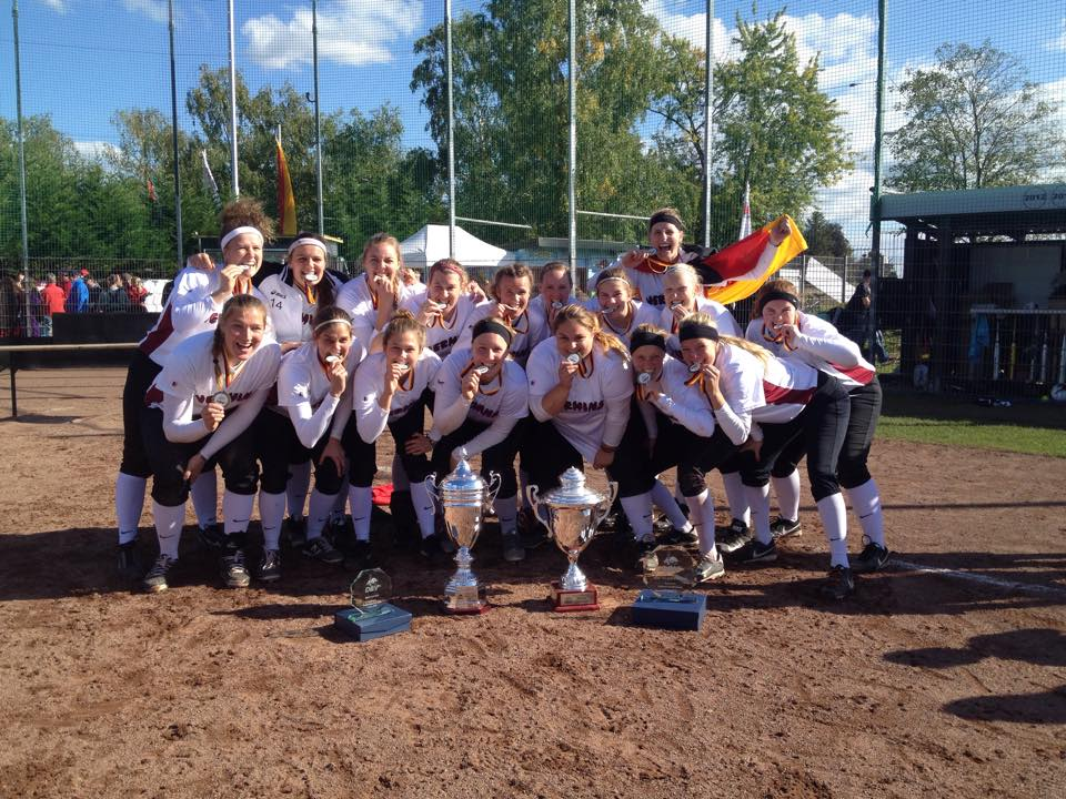 Wesseling Vermins Softball-Meister 2015