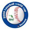 Baseball World Cup 2009 Logo