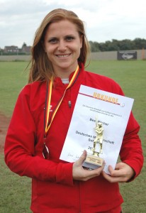 Best Pitcher 2010 - Jutta Lehmeyer